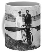Flying Machine, 1912 Coffee Mug