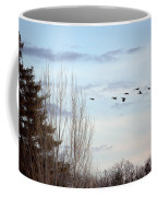 Flying North Coffee Mug
