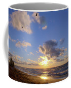 Flying Onshore Two Coffee Mug