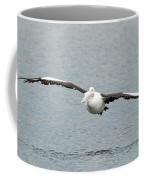 Flying Pelican Coffee Mug