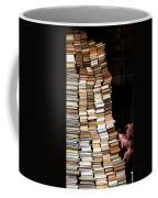 Flying Pigs And Books Coffee Mug