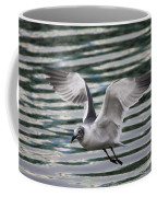 Flying Seagull Coffee Mug