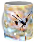 Flying Sparkler Coffee Mug