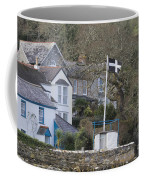 Flying The Flag For Cornwall Coffee Mug