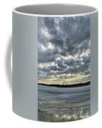 Flying Through Sun Rays 4 Coffee Mug