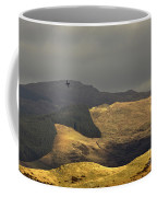 Flying To The Fields Of Gold Coffee Mug