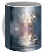 Flying Towards The Light Coffee Mug
