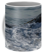 Foam On The Rocks Coffee Mug