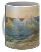 Foaming Ocean Waves Coffee Mug