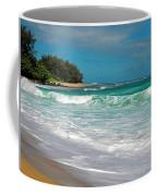 Foamy Surf Coffee Mug