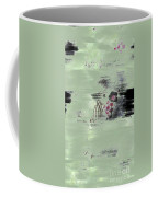 Fog And Flowers Coffee Mug