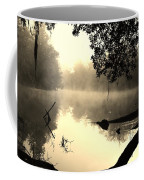 Fog And Light In Sepia Coffee Mug