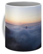 Fog At The Golden Gate Coffee Mug