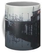 Fog Before Sunrise Coffee Mug