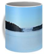 Fog In The Distance Coffee Mug