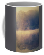 Fog In The Foothills Coffee Mug