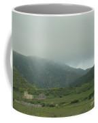 Fog In The Hills Coffee Mug