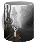 Fog In The Mountains  Coffee Mug