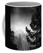Fog In The Trees Coffee Mug
