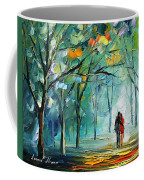 Fog Of Love Coffee Mug