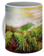 Fog On The Vines Coffee Mug