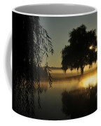 Fog Water And Sun Coffee Mug