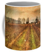 Foggy Afternoon On Highway 97 Coffee Mug
