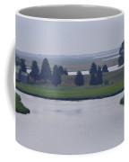 Foggy Cape Seashore Coffee Mug