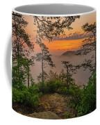 Foggy Dawn. Coffee Mug
