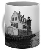 Foggy Day Sail Coffee Mug