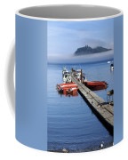 Foggy Dock Coffee Mug