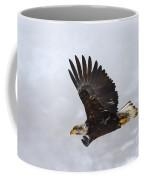 Foggy Flight Coffee Mug