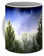 Foggy Moonlit Night Coffee Mug