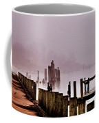 Foggy Morn Coffee Mug