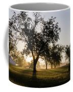 Foggy Morning 2 Coffee Mug