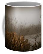 Foggy Morning Marsh Coffee Mug