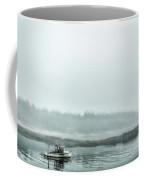 Foggy Morning On Schoodic Coffee Mug