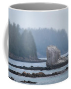 Foggy Morning On The Pacific Coast Coffee Mug