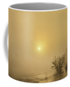 Foggy Morning On The Payette River Coffee Mug