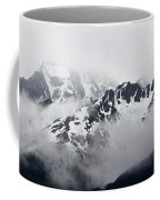 Foggy Mountains Coffee Mug