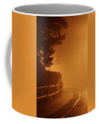 Foggy Night In White Plains Ny 2006 04 Coffee Mug