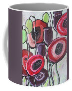 Foggy Poppy Coffee Mug