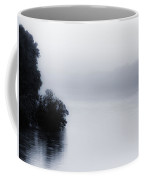 Foggy River Coffee Mug