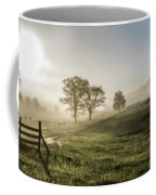 Foggy Sun Rise Coffee Mug