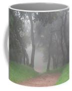 Foggy Trail Coffee Mug