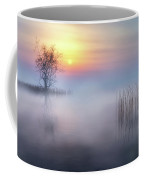 Foggy Tree 2 Coffee Mug