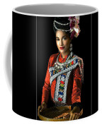 Folk Dancer Of The North East Coffee Mug