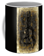 Folk Guitar Coffee Mug