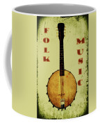 Folk Music Coffee Mug