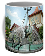 Follow Me Around The May Pole Coffee Mug